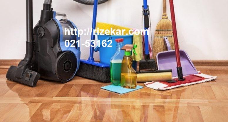 خدمات نظافت منزل جنتآباد