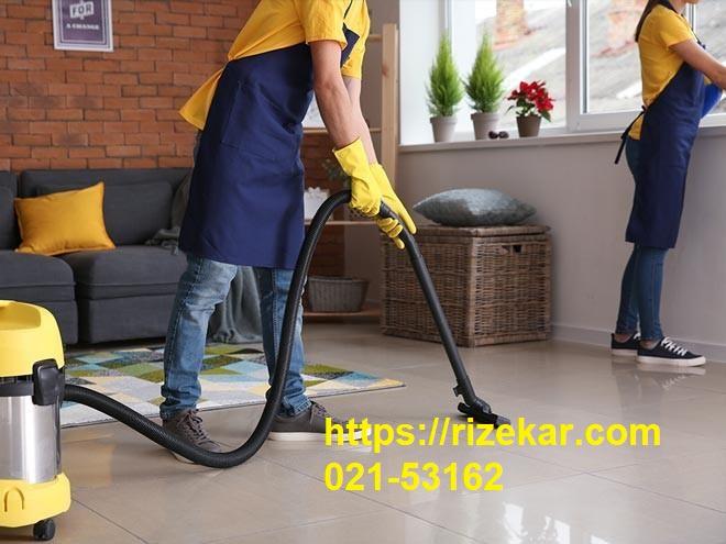 نظافت منزل گیشا